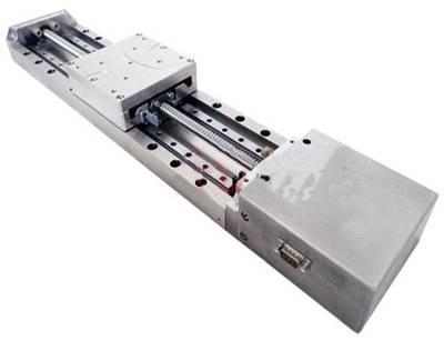 超高精度型不锈钢电动平移台(加装)