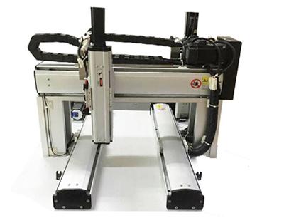 六轴坐标线性模组机械手臂