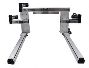 多轴龙门式线性模组机械手