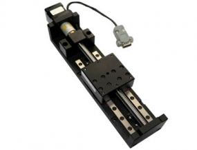 窄型电动平移台:SNS-D-160-PY(50-400)H