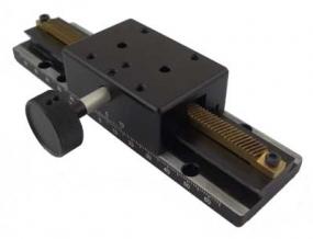 长春普通型手动平移台:SNS-S-215PY120L
