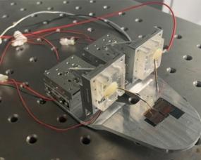 压电三轴纳米探针台